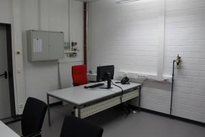 Umbau Labor Raum 1518 (1) - 09.12.2014