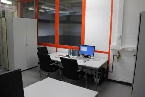 Umbau Labor Raum 1518 (3) - 09.12.2014