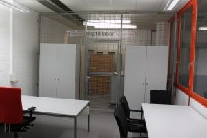 Umbau Labor Raum 1518 (4) - 08.12.2014